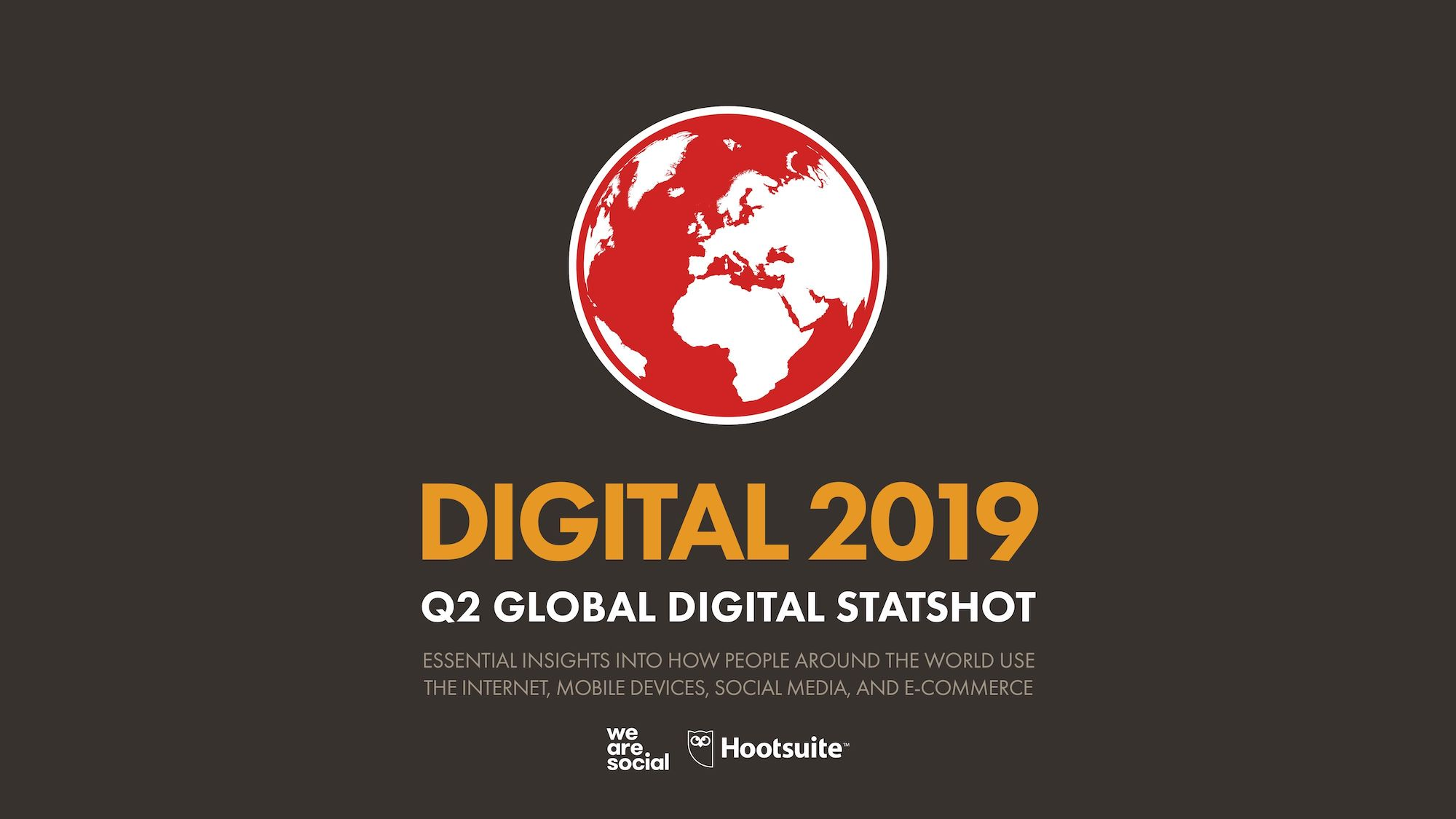 Digital Global Statshot Q2 2019 for Middle East