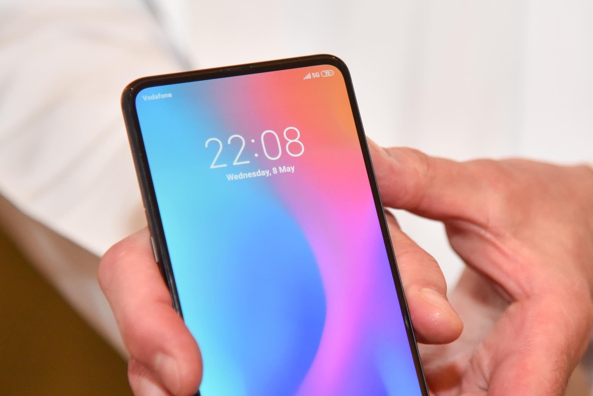 Xiaomi Mi Mix 3 5G with Vodafone Qatar
